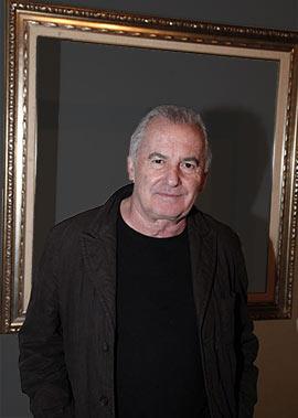 Víctor Manuel en la Fundación Caja Castellón