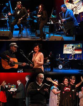 A ritmo de blues, homenaje a Bernat Artola y Miquel Peris