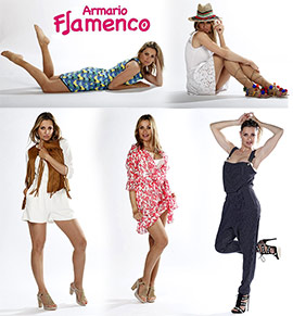 Lookbook primavera-verano by Armario  Flamenco en Castellón
