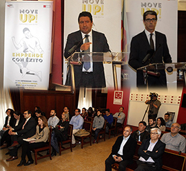 Move Up, emprende con éxito