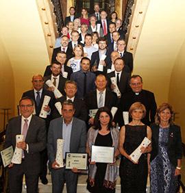 Entrega de los VI Premios COPE Castellón