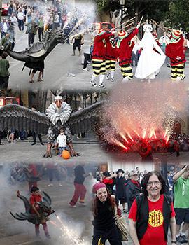 XVII Trobada de Bèsties del Foc en Castellón