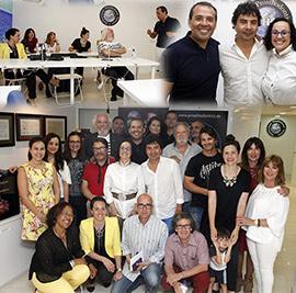 Rojas-Vizcaya convoca una velada cultural en torno al cine