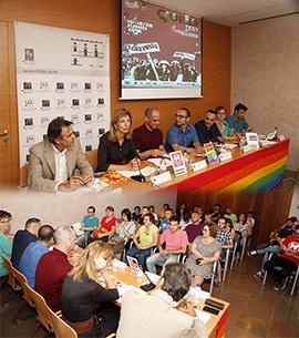Inauguración de la Queer Fest 2016