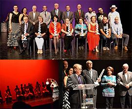 Entrega de los IV Premios Arte Blanco Pilares de la Cultura