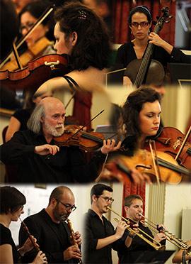 Concierto de la Orquesta Barroca del Conservatorio Superior de Música de Castellón