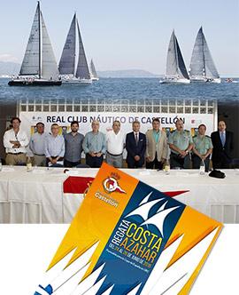 Presentación de la XX Regata Costa Azahar de Castellón