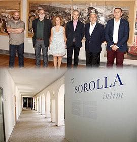 Sorolla íntimo, exposición en el Museu de Belles Arts de Castelló