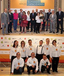 I edición Premios Síndrome de Down Castellón