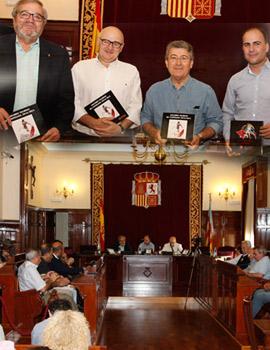 Presentación del Anuario Taurino de Castellón 2014-2015