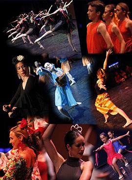Festival del danza Coppelia
