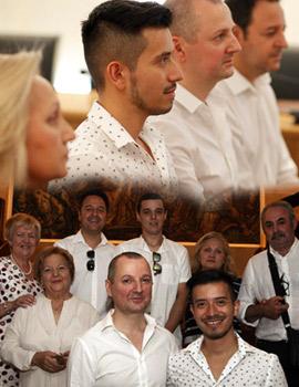 Alberto y Luis se casan en Vila-real