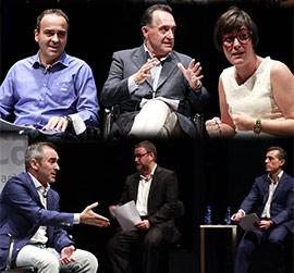 Debate entre los candidatos al Congreso de los Diputados por Castellón