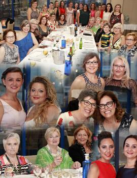 Las reinas del Grao se reúnen para celebrar Sant Pere
