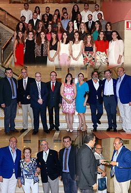 El Colegio de Médicos de Castellón celebró el Día de la Profesión