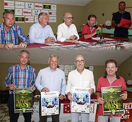 Presentación de dos torneos de pádel en el Club de Tenis Castellón