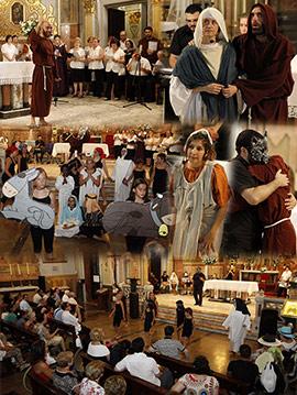 Tras los pasos de San Francisco, musical en la Basílica de Lidón