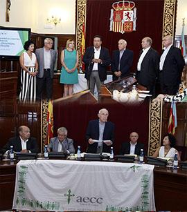 Asamblea anual de la Asociación Española Contra el Cáncer en la provincia de Castellón