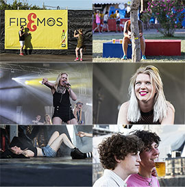 Imágenes del viernes del FIB, festival internacional de Benicàssim