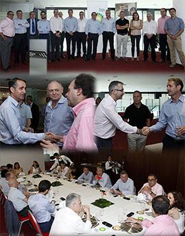 BP anuncia sus planes de inversión en su encuentro con los medios de Castellón