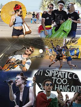 Imágenes del domingo de FIB por Juanjo Lavernia