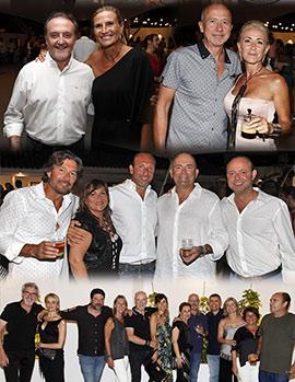 Fiesta de celebración del 40 aniversario de los Moros d´Alqueria