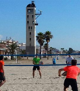 II Crcuito Provincial de Tenis Playa Diputación de Castellón en Nules
