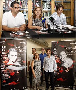 Presentación del Festival Lírico Ópera de Benicàssim