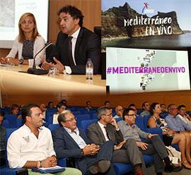 Mediterráneo en vivo, nueva campaña de publicidad nacional