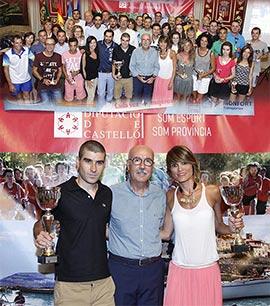 Conmemoración a finishers y premiados del II Circuito 5K cada vez + mujeres Diputación