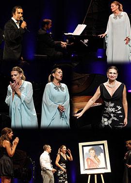 Ainhoa Arteta deslumbra en el festival de Ópera de Benicàssim