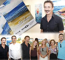 Exposición de Sidro en Benicàssim