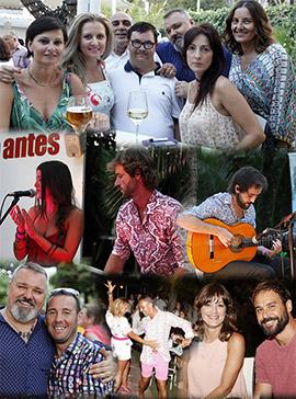 Éxito en la cena y market solidario Pro Afanias Castellón en como antes