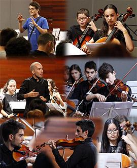 Concierto del IV Curso Internacional de Música de Benicàssim