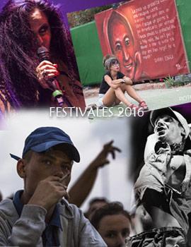 Un fotógrafo en los festivales