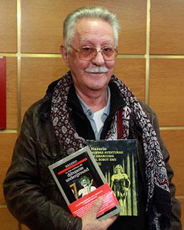 Nazario, el padre del cómic underground español en la Fundación Caja Castellón