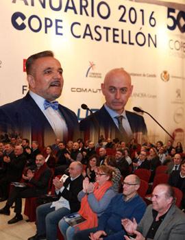 Presentado el Anuario 2016 de COPE Castellón