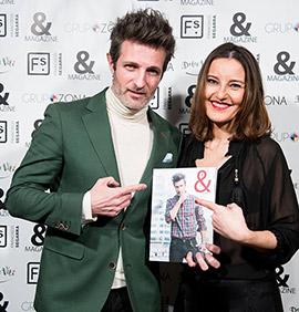 Presentación en Madrid de la revista And Magazine