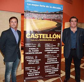 Castellón presenta ´la mejor feria de la década´ con la presencia de todas las figuras