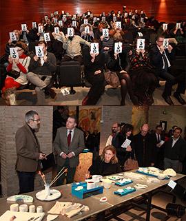 Inauguración de las 17 Jornades de Disseny EASD Castelló