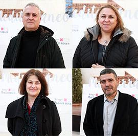 Galardonados del certamen literario Letras del Mediterráneo