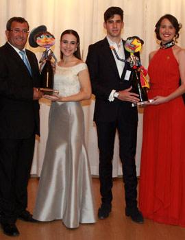 Gala de entrega de los Premios Taurinos Casino Antiguo