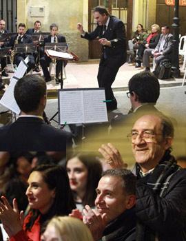 Concierto conmemorativo de los 300 años de Sant Blai como patrón de Castellón