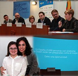 Proyecto de formación en TIC para la inserción laboral de personas con síndrome de Down