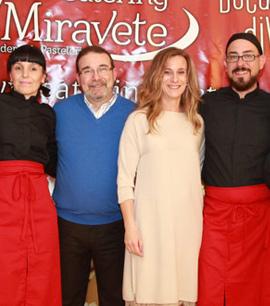 Inauguración de un nuevo local de V. Miravete en la Avda. Capuchinos