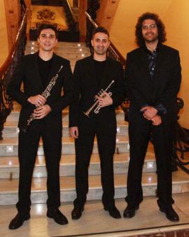 Concierto de música barroca en el Real Casino Antiguo de Castellón
