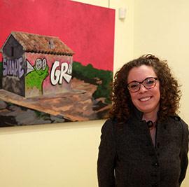 Exposición de Raquel Alonso en el Espai Cultural Obert de Castellón