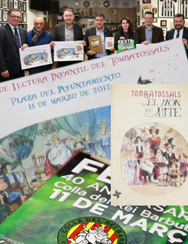 La Colla Rei Barbut presenta la programación Fiesta 40 Aniversario