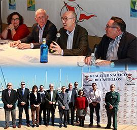 Presentación de las regatas Trofeo Magdalena de Vela