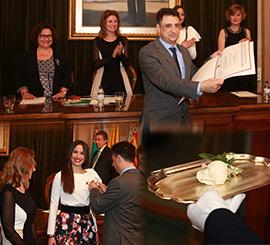 Joan Franco gana el Premio Flor Natural de Poesía Ciudad de Castellón